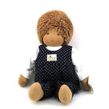 ジルケ人形小 男の子
