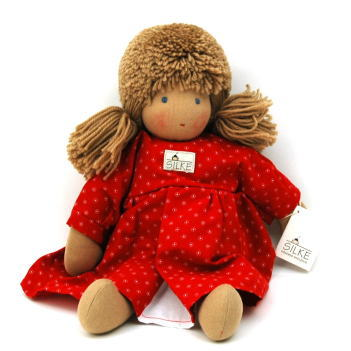 ジルケ人形小 女の子